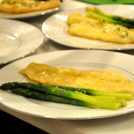 Sole Meunière with Asparagus