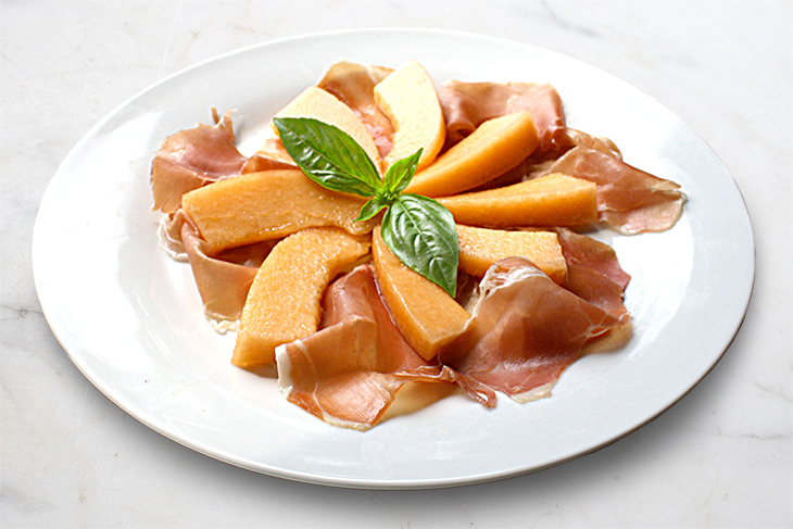 Prosciutto and Cantaloupe
