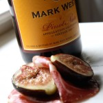 Figs, Coppa & Wine